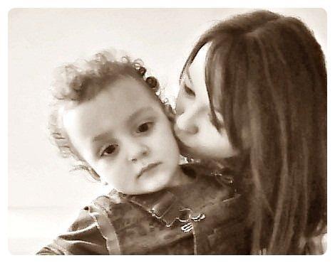 Mon Petit Amour, Mon Neveu. .  T'as beau être petit, dans mon coeur t'es le plus grand ! ♥