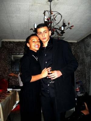 Melissa et son mariie