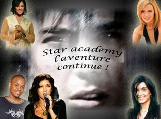 .: • :. Star AcAdeMy:l'AveNtuRe coNtiNue! .: • :.