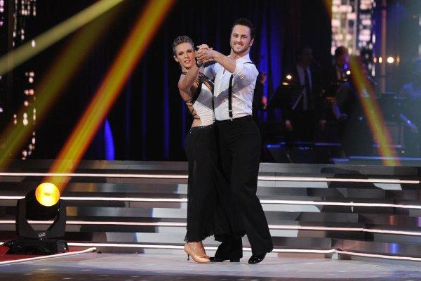 Lorie participe à Danse avec les stars 3