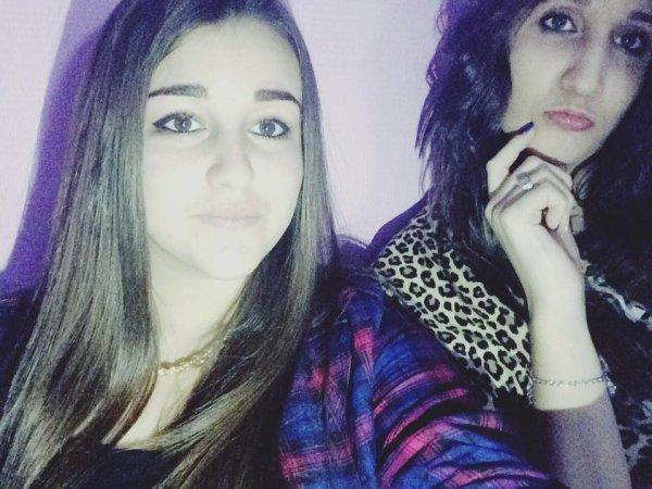 Une amie, une amour ♥