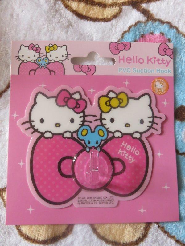 ACCROCHE-SERVIETTE MY MELODY & HELLO KITTY
