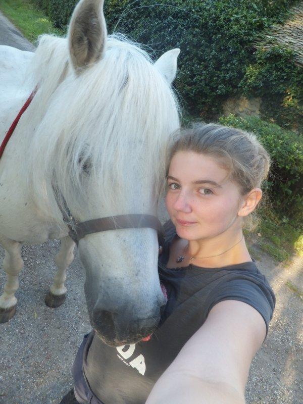 poney et moi juste le bonheur