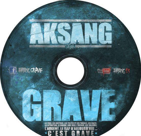 """AKSANG - GRAVE "" Bientot la sortie..."