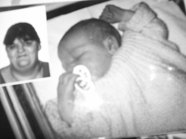 moii petite et ma maman
