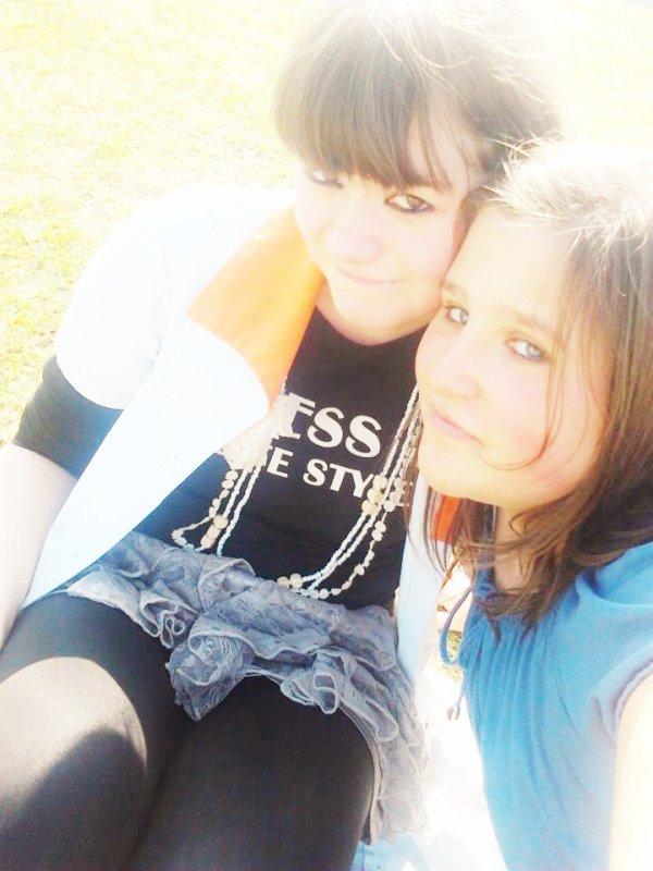 MOi et Christelle