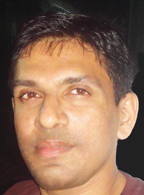 Vedesh Rao