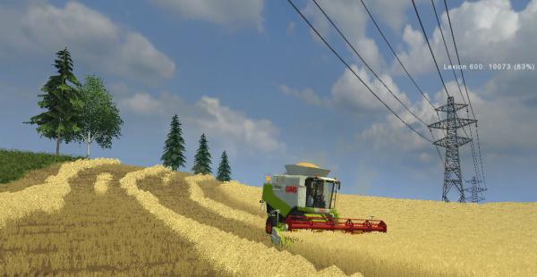 Moisson du blé