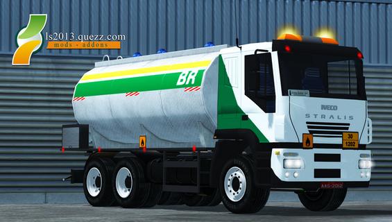 Mod LS 2013: Iveco Stralis BR V 1.0