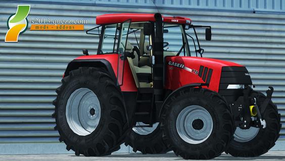 Mod LS 2013: Case CVX 175