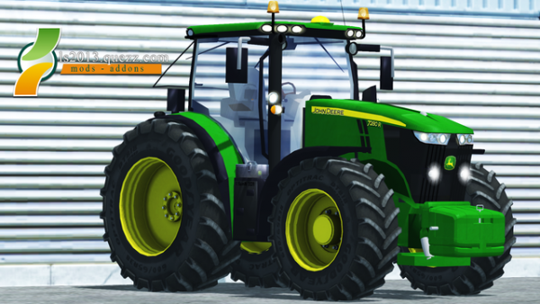 Mod FS 2013: John Deere 7280R V1.0