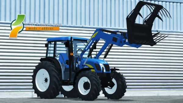 Mod FS 2013: New Holland T4050 FL V 1.0