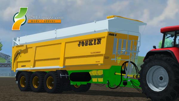 Mod FS 2013: Joskin Trans Space V 3.0