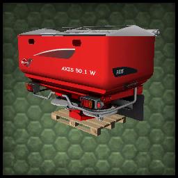 Mod FS 2013: Kuhn Axis 50.1 W