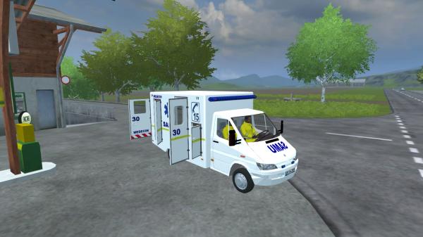 Mod FS 2013: SAMU 30