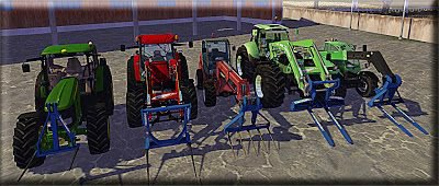 Mod FS 2013: Desvoys Pack