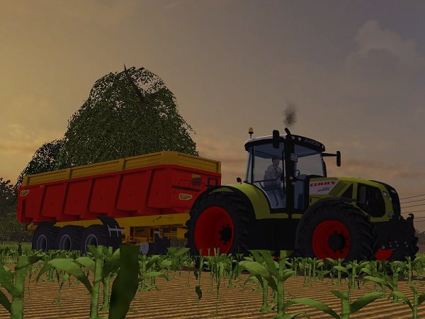 Mod FS 2013:  Legrand 24T V2