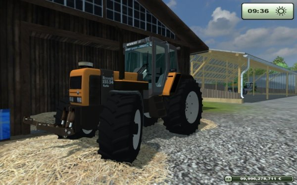 Mod FS 2013:  Renault 155 54