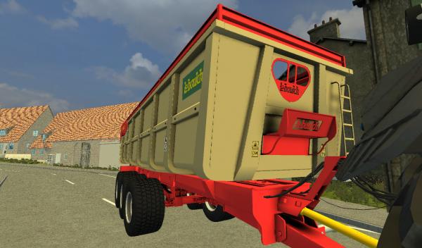 Mod FS 2013: Benne Leboulch Gold 24000XXL 3 essieux