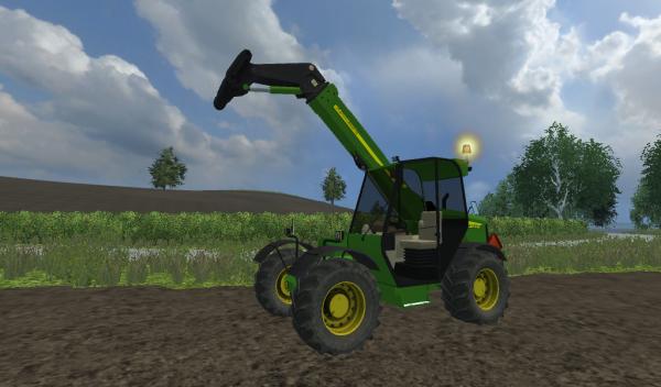 Mod FS 2013: John Deere 3200
