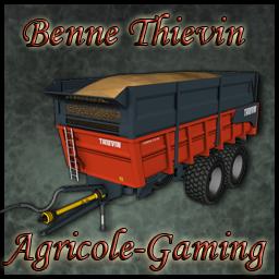 Mod FS 2013: Benne Thievin