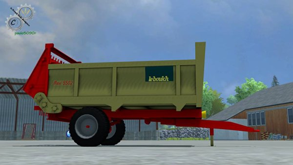 Mod FS 2013: Leboulch Maxi 5502