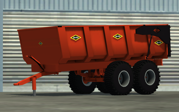 Mod FS 2013: GV 140 v2.1