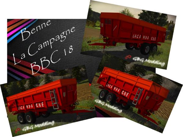 Mod FS 2013: La Campagne BBC 18