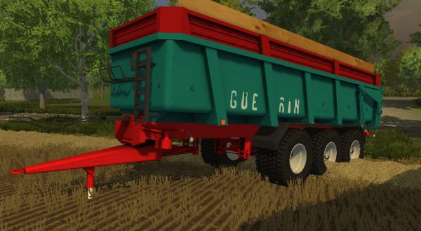 Mod FS 2013: Guerin 24 tonnes