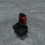 Mod FS 2013:  Masse extincteur