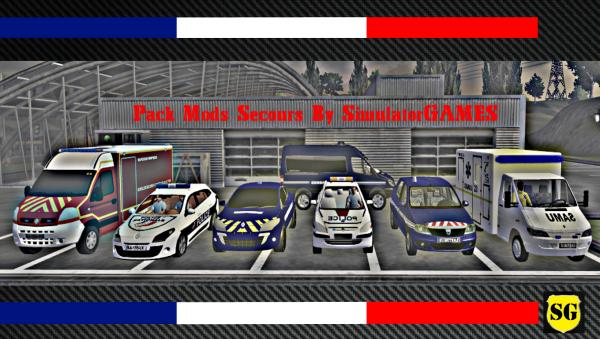 Pack de Mods de Secours By SimulatorGAMES