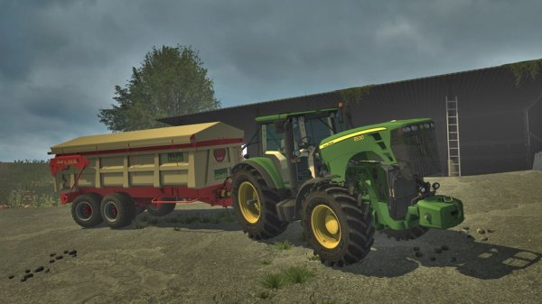 John Deere by Sotillo Modding Industries ! Merci !!