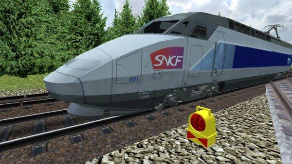 C'est une grande première sur FS la possibilité de conduire un train !!!   // !!NO LINK!! \\