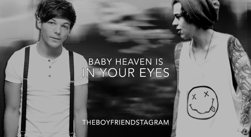 Baby Heaven's In Your Eyes