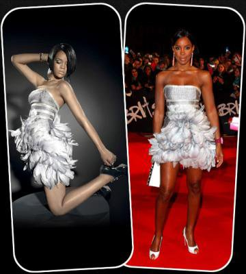Rihanna VS Kelly Rowland