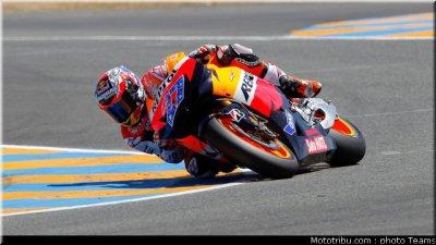 Stoner le Mans GP 2011