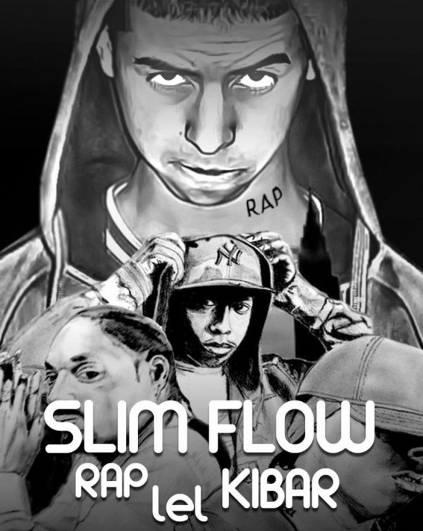 SLim-FLow a.K.a ThuG-FLoW : RaP LeL KibaR : !!!!