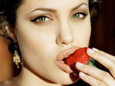 # Angelina Jolie, Liv Tyler, Scarlett Johansson.
