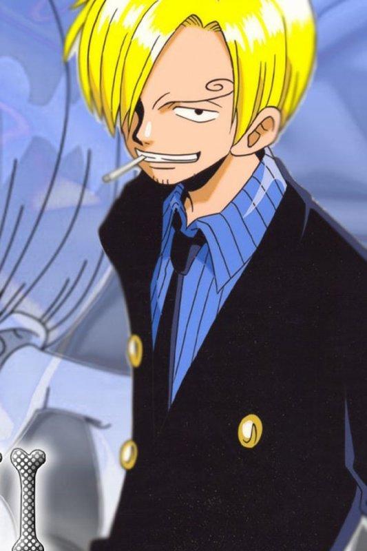 Cinquième personnage Sanji