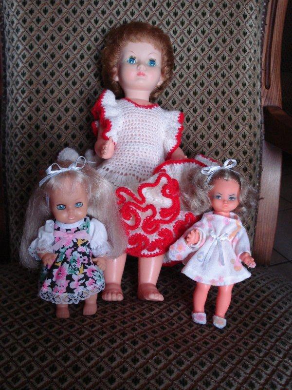 Bella, Gégé et Gama