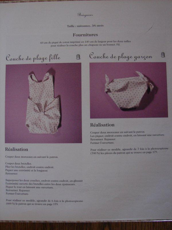 Couture et patrons