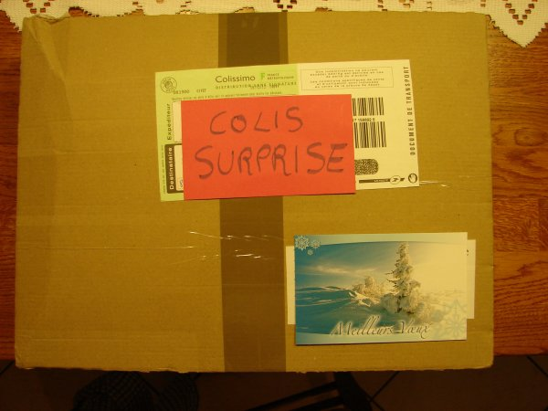 Colis surprise