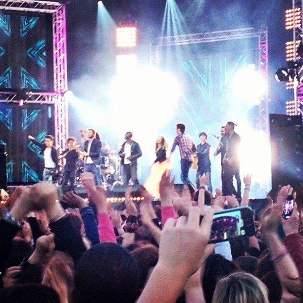 Concert Generation M6 Live