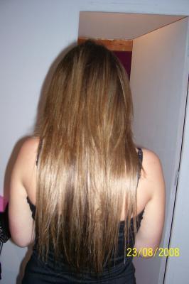 Couleur de cheveux n 8