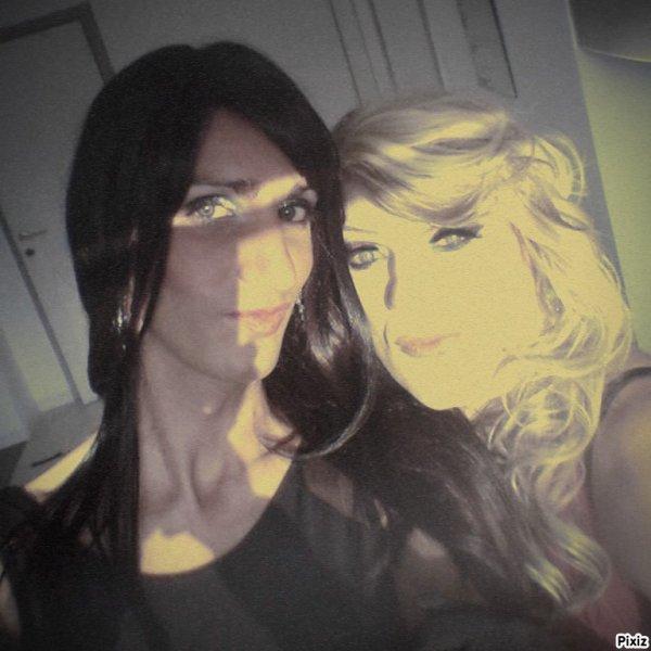 Monica et moi...