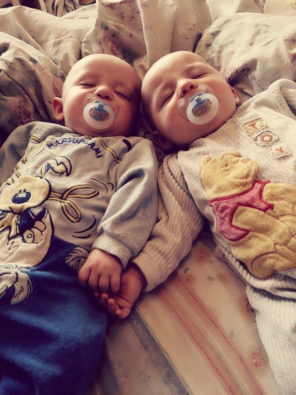 Jumeaux ♥