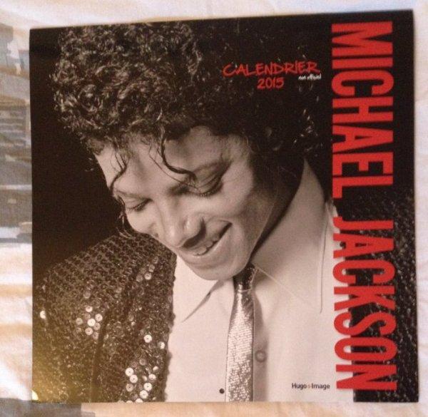 Calendrier 2015 MICHAEL JACKSON