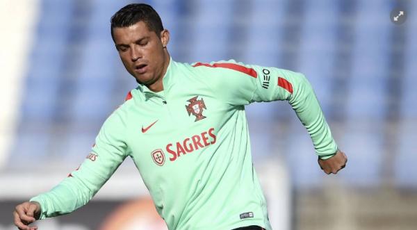 Cristiano Ronaldo pourrait manquer le match contre la Belgique