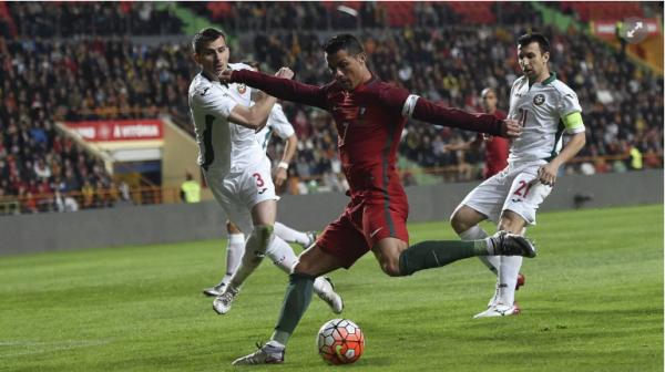 Le Portugal surpris par la Bulgarie avant de recevoir les Diables