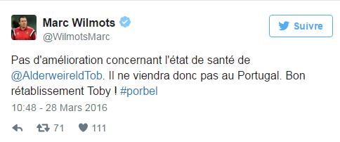 A quoi devrait ressembler le 11 belge au Portugal ?